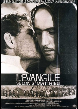 VANGELO SECONDO MATTEO (IL) movie poster