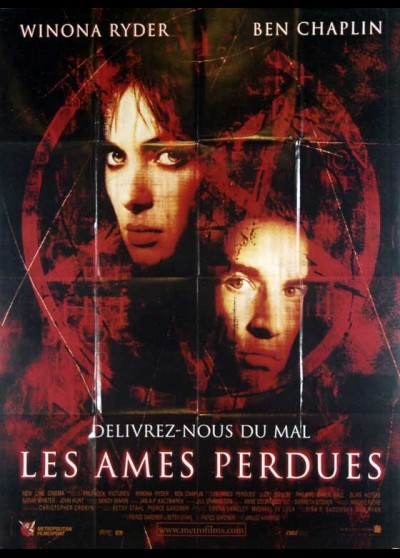 affiche du film AMES PERDUES (LES)