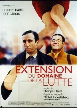 EXTENSION DU DOMAINE DE LA LUTTE (L') movie poster