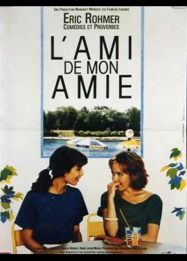 AMI DE MON AMIE (L') movie poster