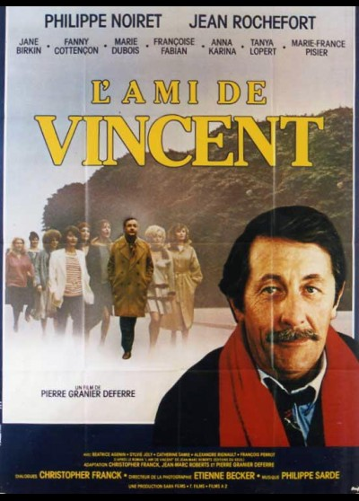 affiche du film AMI DE VINCENT (L')