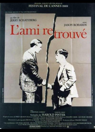 affiche du film AMI RETROUVE (L')