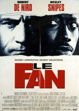 FAN (THE) movie poster