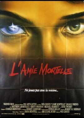 affiche du film AMIE MORTELLE (L')
