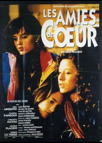 affiche du film AMIES DE COEUR (LES)