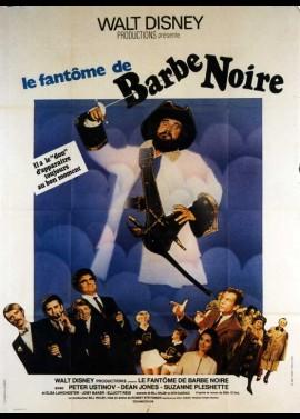 affiche du film FANTOME DE BARBE NOIRE (LE)