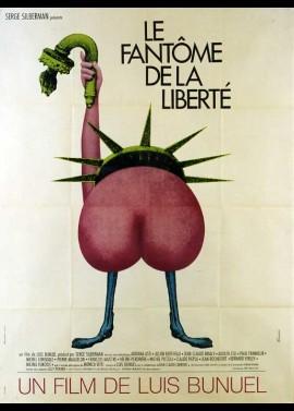 affiche du film FANTOME DE LA LIBERTE (LE)