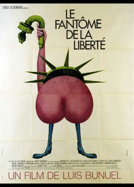 FANTOME DE LA LIBERTE (LE) movie poster