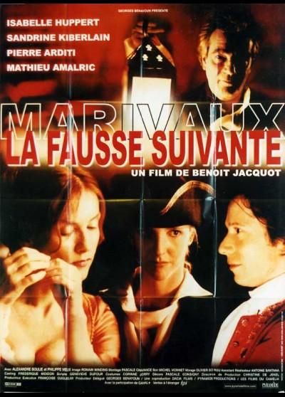 affiche du film FAUSSE SUIVANTE (LA)