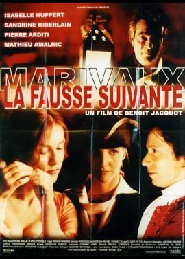 FAUSSE SUIVANTE (LA) movie poster
