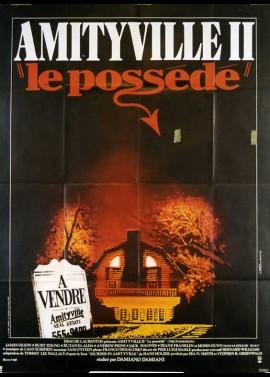 affiche du film AMITYVILLE 2 LE POSSEDE