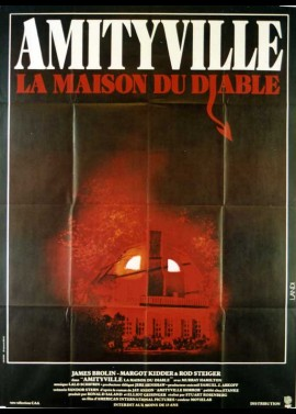 AMITYVILLE HORROR (THE) movie poster