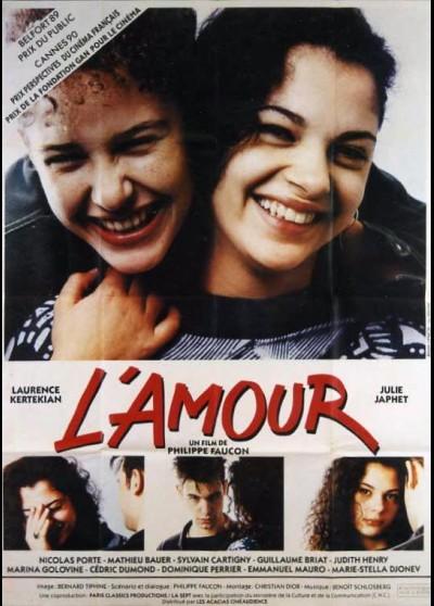 affiche du film AMOUR (L')
