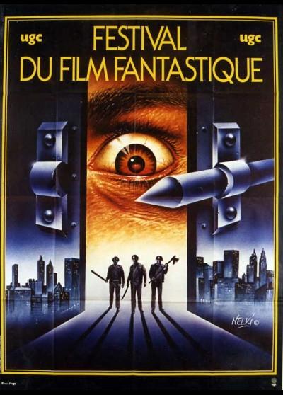 FESTIVAL DU FILM FANTASTIQUE movie poster