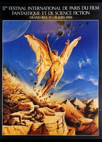 FESTIVAL DU FILM FANTASTIQUE DU REX 1988 movie poster