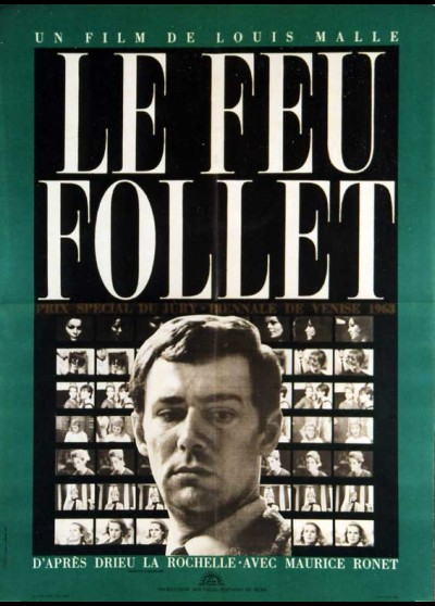 FEU FOLLET (LE) movie poster