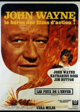 HELLFIGHTERS movie poster