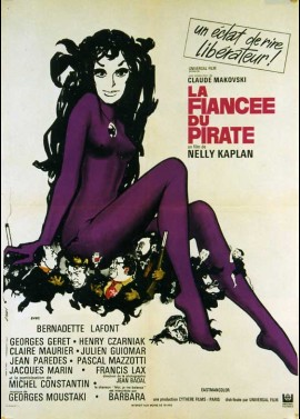 FIANCEE DU PIRATE (LA) movie poster