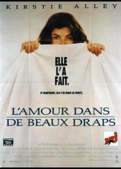 affiche du film AMOUR DANS DE BEAUX DRAPS (L')