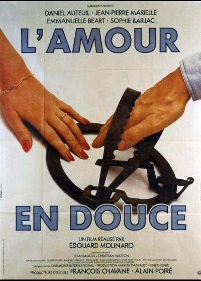 affiche du film AMOUR EN DOUCE (L')