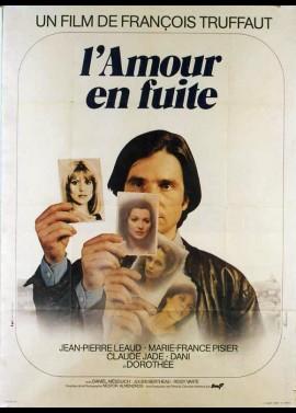 AMOUR EN FUITE (L') movie poster