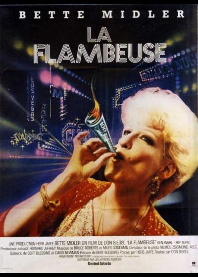 affiche du film FLAMBEUSE DE LA VEGAS (LA)