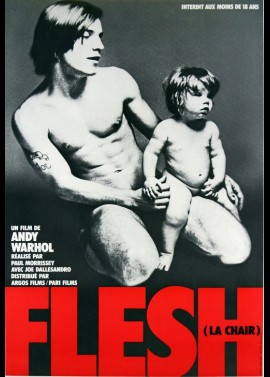 FLESH movie poster