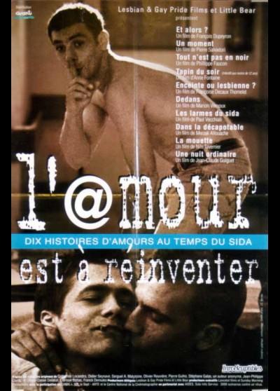 affiche du film AMOUR EST A REINVENTER (L')