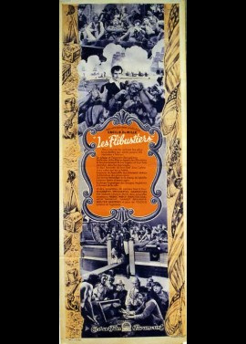 BUCCANEER (THE) movie poster