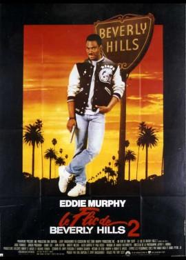 BEVERLY HILLS COP 2 movie poster