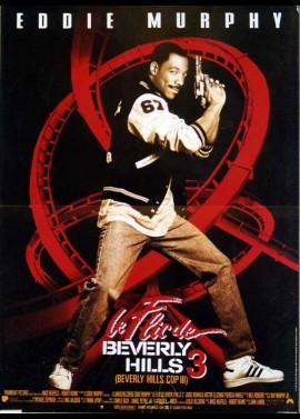 BEVERLY HILLS COP 3 movie poster