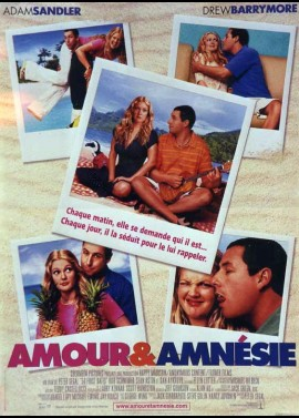 50 FIRST DATES / FIVTY FIRST DATES movie poster