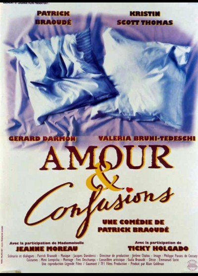 AMOUR ET CONFUSIONS movie poster