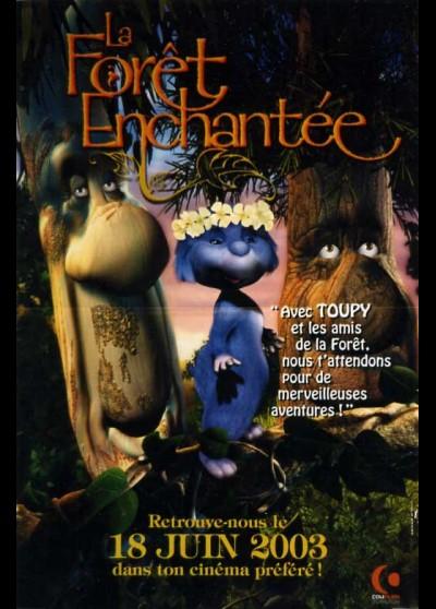 BOSQUE ANIMADO (EL) movie poster