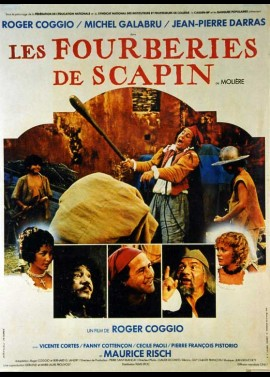FOURBERIES DE SCAPIN (LES) movie poster