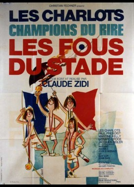 FOUS DU STADE (LES) movie poster