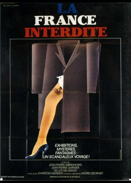 FRANCE INTERDITE (LA) movie poster