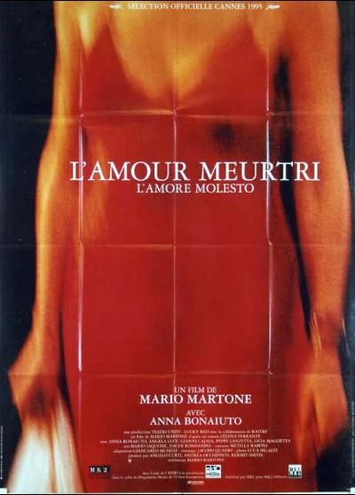 AMORE MOLESTO (L') movie poster