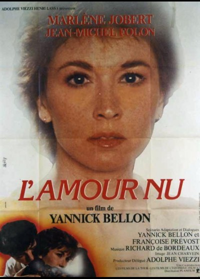AMOUR NU (L') movie poster