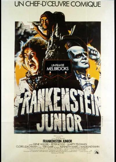 YOUNG FRANKENSTEIN movie poster