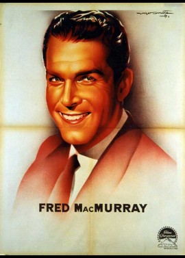 affiche du film FRED MC MURRAY