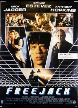 FREEJACK movie poster