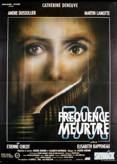 FREQUENCE MEURTRE movie poster