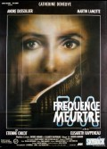 FREQUENCE MEURTRE