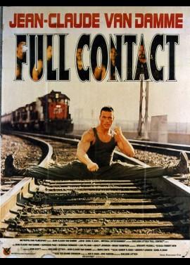 affiche du film FULL CONTACT