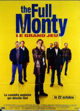 FULL MONTY (THE) movie poster