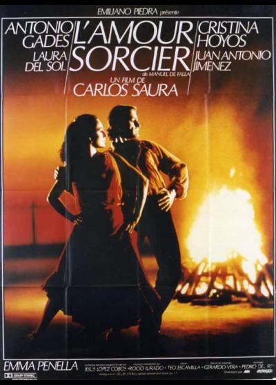 affiche du film AMOUR SORCIER (L')