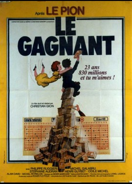 GAGNANT (LE) movie poster