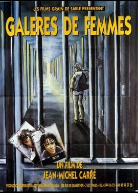 GALERES DE FEMMES movie poster