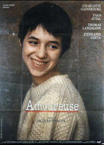 AMOUREUSE movie poster